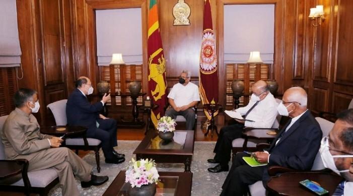 व्यापक साझेदारी अगाडि बढाउन भारत र श्रीलंका बीच विस्तृत छलफल