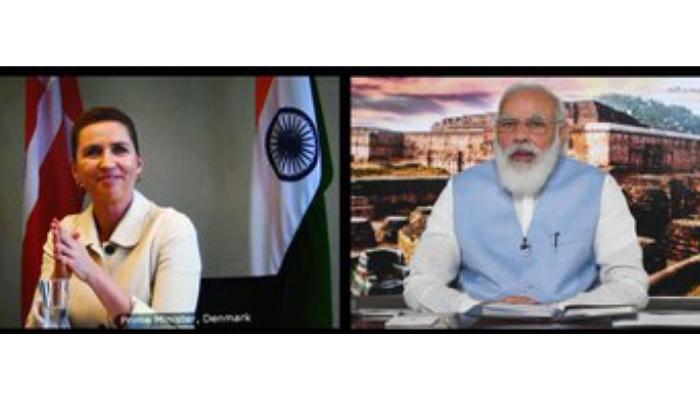 अक्टोबर महिनाको ९ तारिख देखि डेनमार्कका प्रधानमन्त्री भारत भ्रमणमा आउनु हुने