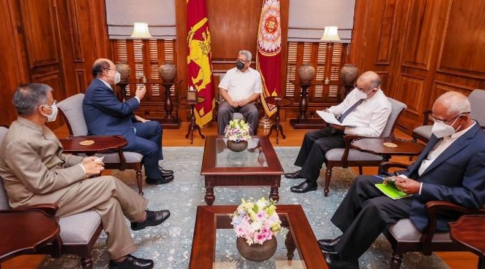 विदेश सचिव हर्षवर्धन श्रृंगला को श्रीलंका भ्रमण द्वार भारत-श्रीलंका सम्बन्धलाई नँया बल प्रदान