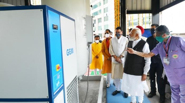 Through CoWIN vaccination platform, India has shown way to whole world: PM Modi