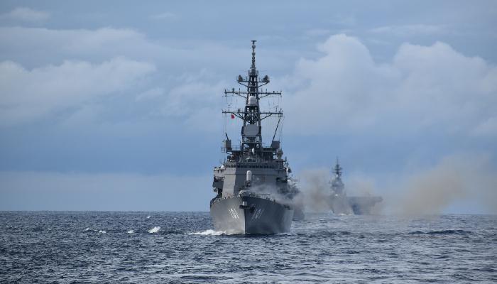 India, Japan conclude maritime exercise 'JIMEX' in Arabian Sea
