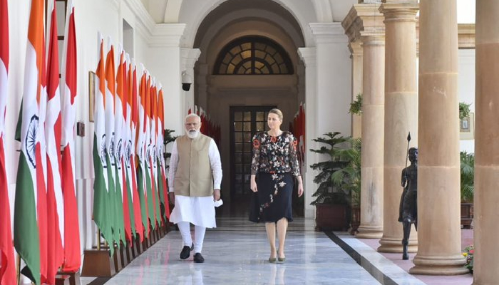 India, Denmark agree to results-oriented Green Strategic Partnership
