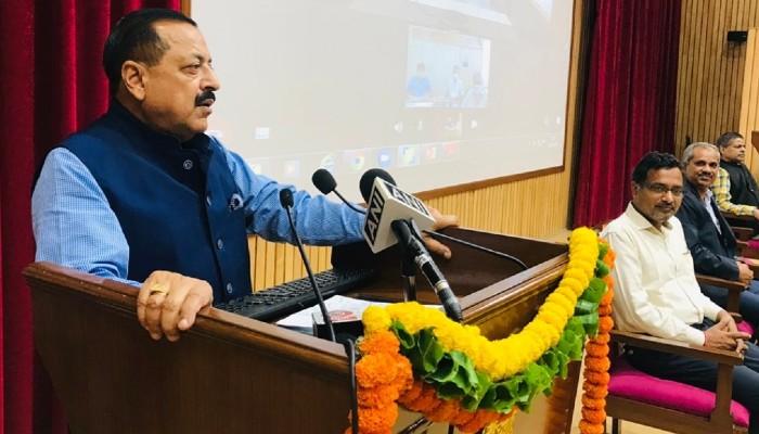 भारत का भविष्य का विकास विज्ञान संचालित अर्थव्यवस्था पर निर्भर: MoS जितेंद्र सिंह