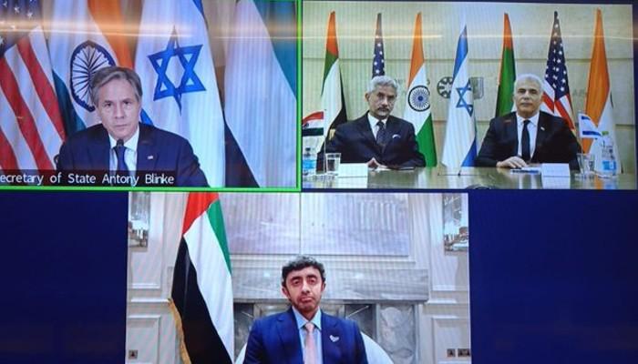 नया क्वाड: भारत, अमेरिका, इजरायल और यूएई के विदेश मंत्री आर्थिक और वैश्विक मुद्दों पर एक साथ काम करने के लिए सहमत हैं