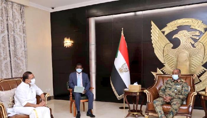 MoS मुरलीधरन ने सूडानी नेतृत्व से मुलाकात की, आपसी सहयोग बढ़ाने के तरीकों पर चर्चा की