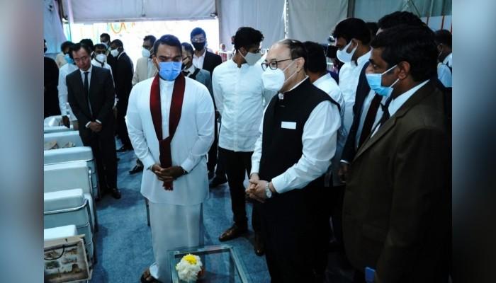 श्रीलंका भिक्षुओं, मंत्रियों के साथ अपनी उड़ान कुशीनगर भेजने वाला पहला देश बना