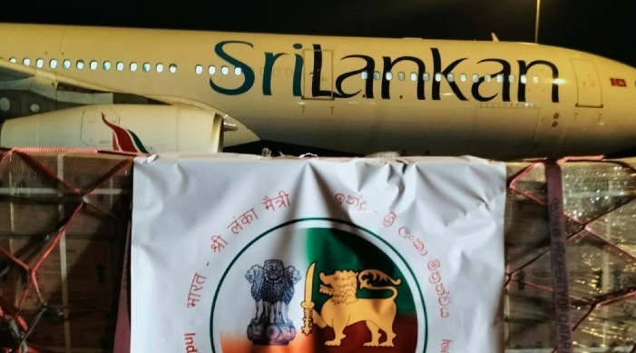 Sri Lanka receives first consignment of India supplied nano fertilizers