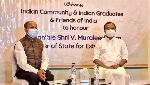 MoS Muraleedharan's visit strengthened India-Sudan bilateral ties: MEA