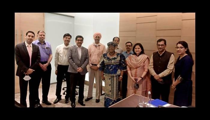 WTO DG appreciates SHG members' initiative during pandemic