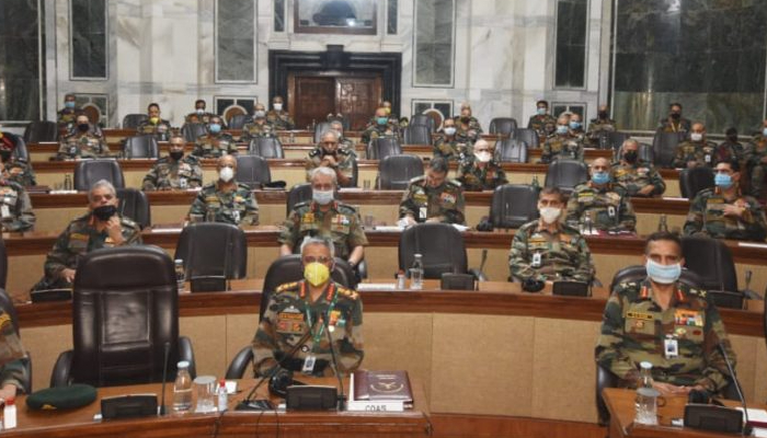Indian Army to hold four-day Commanders' Conference from tomorrow