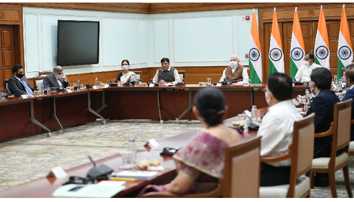 'Need to institutionalize best practices learnt during last one and half years': PM Modi to vaccine manufacturers
