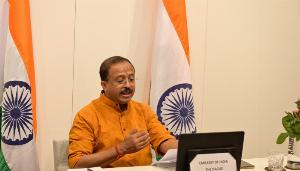 MoS Muraleedharan leaves for UAE today to attend Ministerial Consultations of Abu Dhabi Dialogue