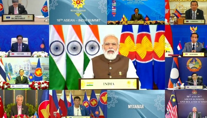 Unity and centrality of ASEAN an important priority for India: PM Modi
