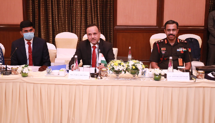 India, Nepal hold consultative group meeting on security