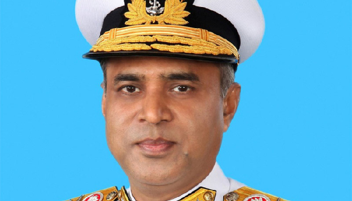 Bangladesh Navy Chief visits India's Western Naval Command, interacts with Vice Admiral