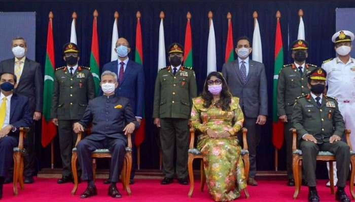 India and Maldives resolve to combat terror and enhance regional maritime security